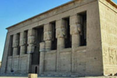 Dendara and Abydos
