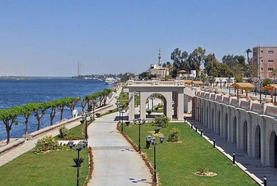 Luxor selection as the capital of arts and culture