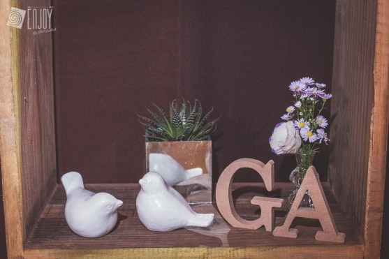 casamento decoraçao minimalista simples rustica