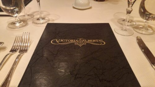 Victoria & Albert's Disney Date Night