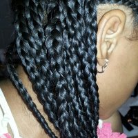 Hair of the week: Gorgeous Cornrows on Childrens Natural Hair