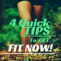 How to jumpstart or ReStart a Fitness journey
