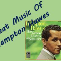 ハンプトン・ホーズというスウィング感とブルースフィーリングに溢れたピアニストの名盤・厳選9枚