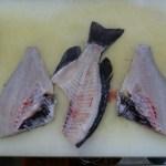 魚のさばき方・3枚おろしが上手にできる方法。コツはこれだ!