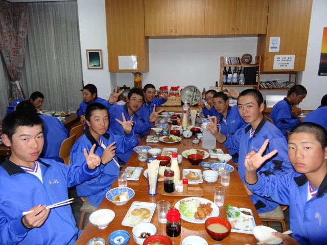 合宿 御殿場招待試合 掛川北3