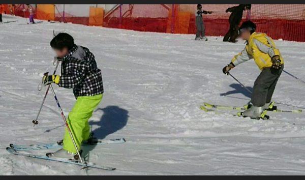 【2018.02:スキー3】親友ちゃんと初めてのスキー&科学館を満喫!夜は二人で夜更かしし、まるで修学旅行な感じ!二人とも大満足だったようです♪