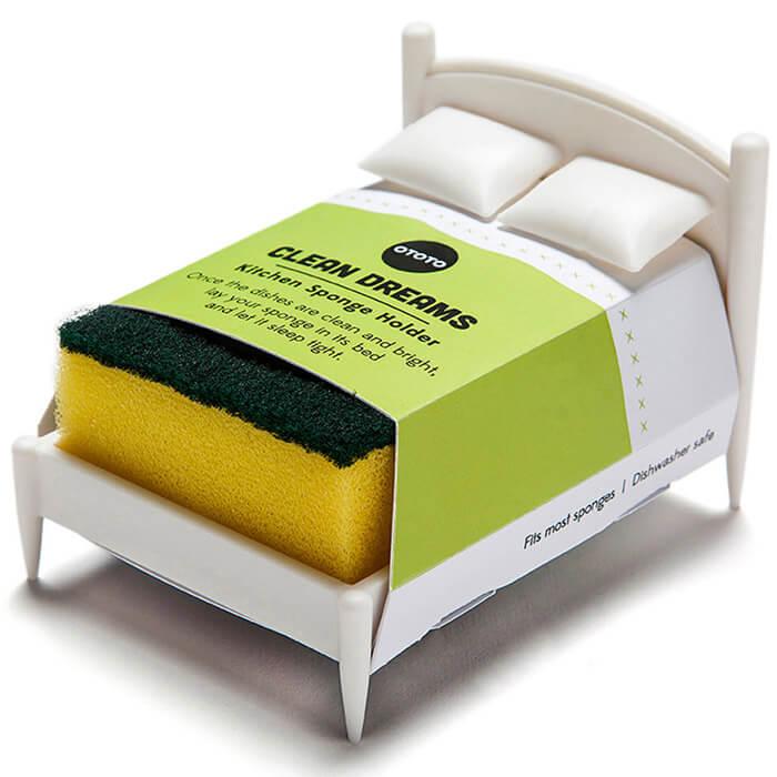 Schwammhalter Bett  Gadgets Und Geschenke