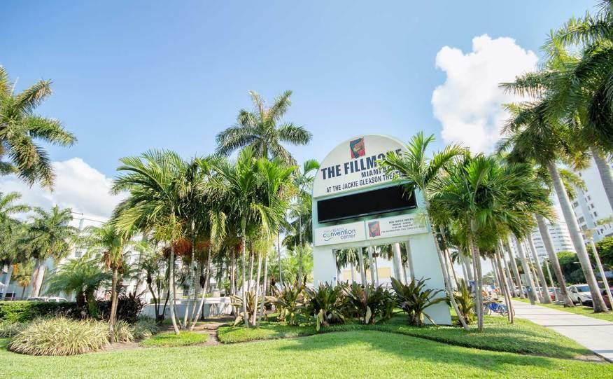 Fillmore Jackie Gleason Theater Miami Beach