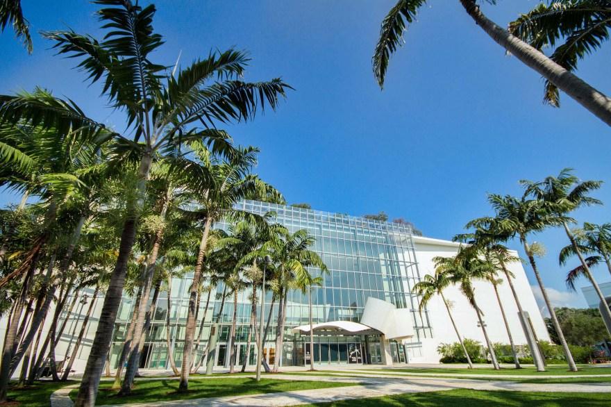 New World Symphony Miami Beach