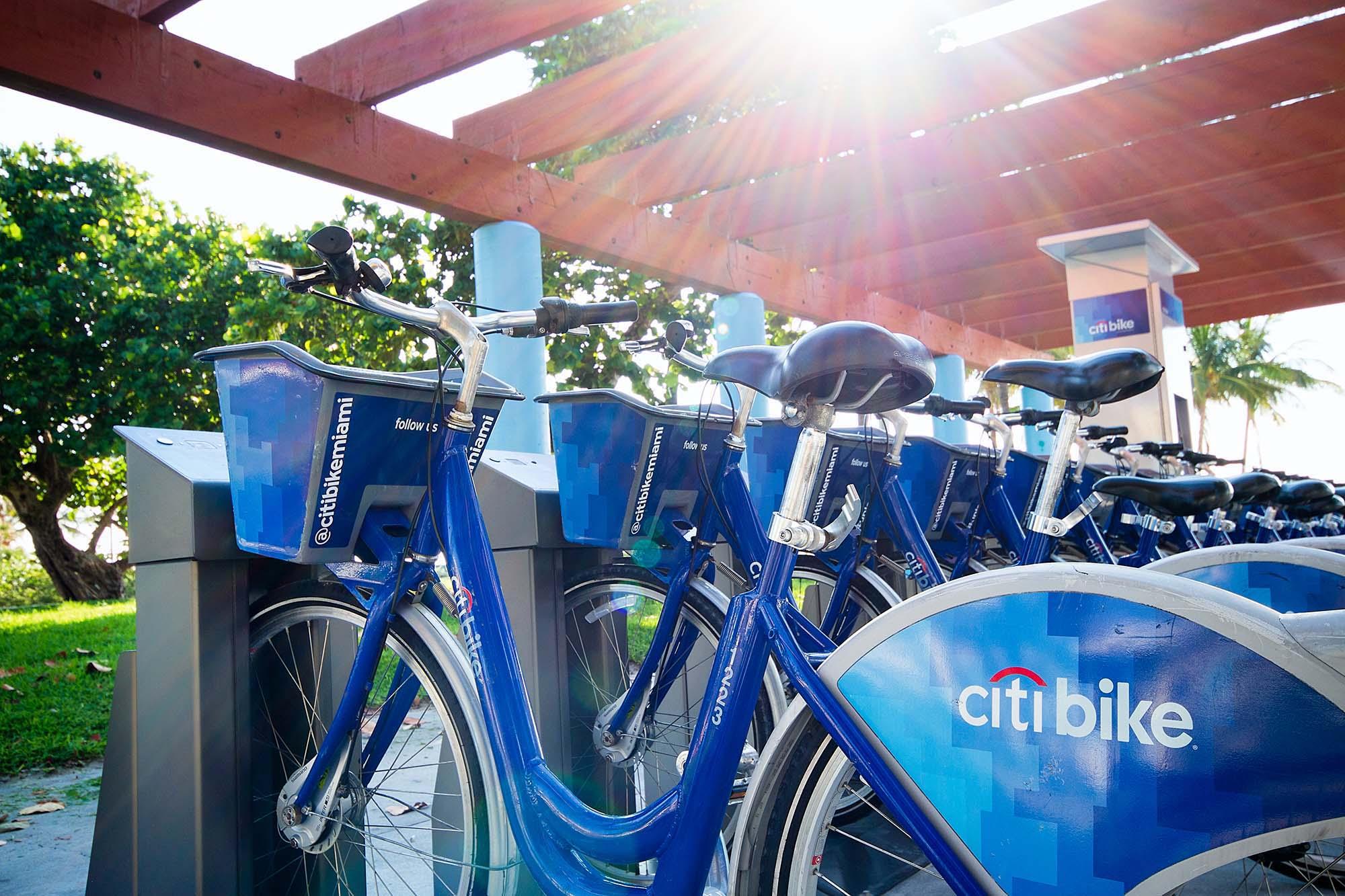 Citi Bike Miami >> Citi Bike Enjoy Miami Beach