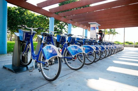 CitiBike bike rentals