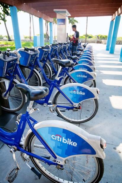 CitiBike bike rentals