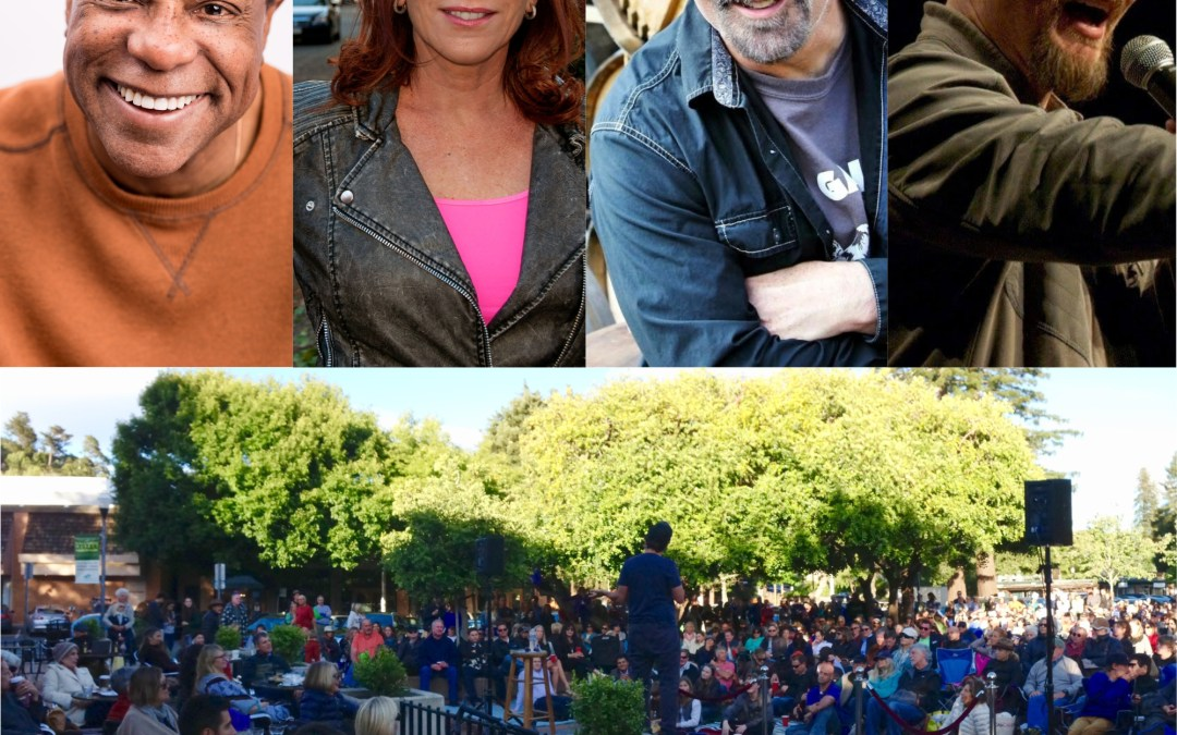 Mask Up and LOL as Comedy in the Plaza Returns – Sept. 22