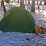 新しいテント、欲しい!