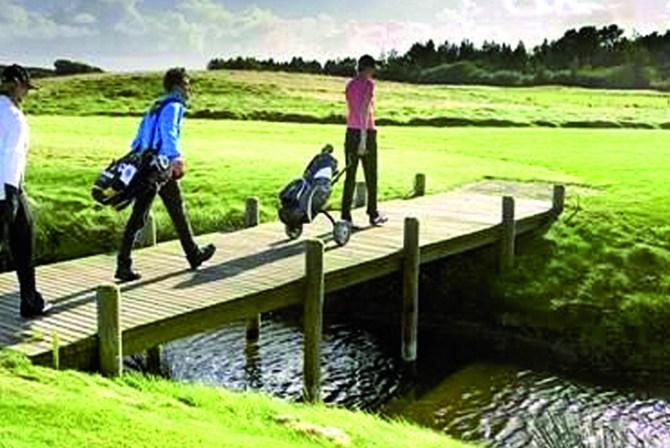 Golf på Enjoy Resorts Romo