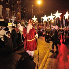 Colorful Kitchen Accessories Lights For Island The Sinterklaas Festival And Parade In Rhinebeck, Ny ...