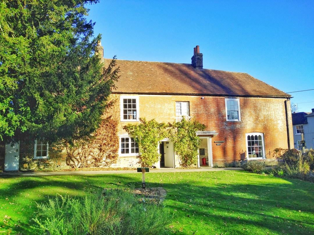 Jane Austen House Museum Chawton, Hampshire