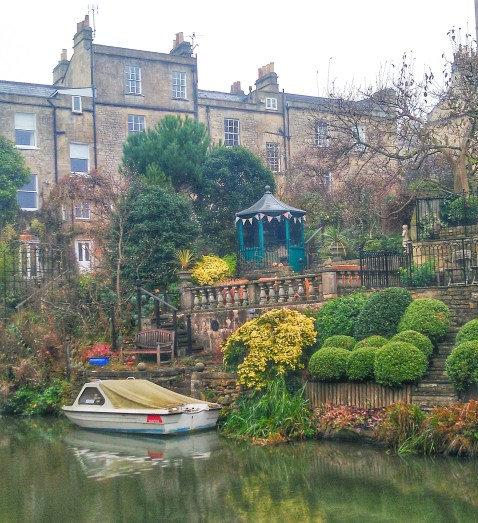 Canals in Bath UK