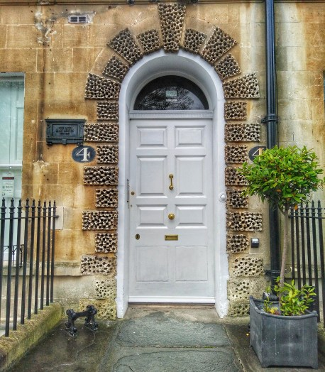 Jane Austen House in Bath