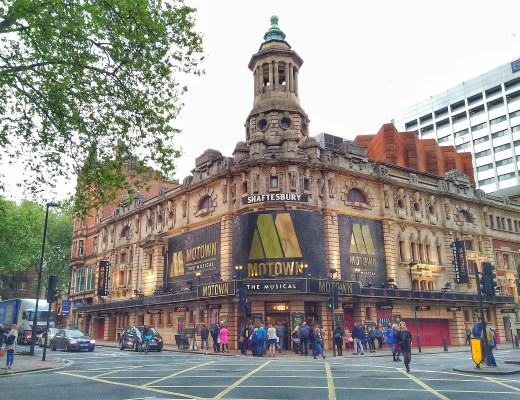 Motown Musical London - Enjoy the Adventure