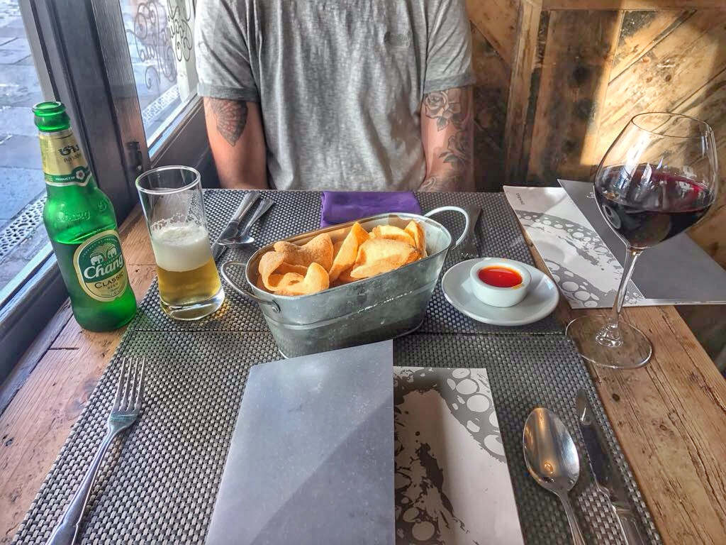 Giggling Squid Guildford Thai Restaurant Review