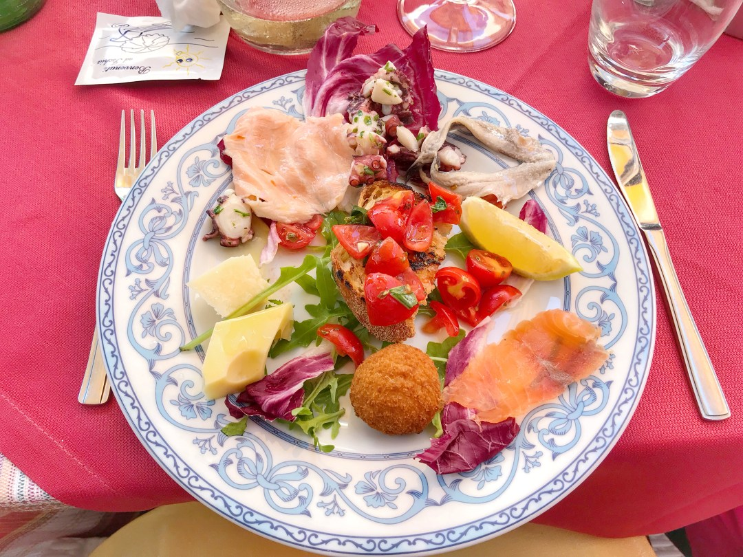 La Bussola Restaurant Ischia, Italy - Enjoy the Adventure travel blog