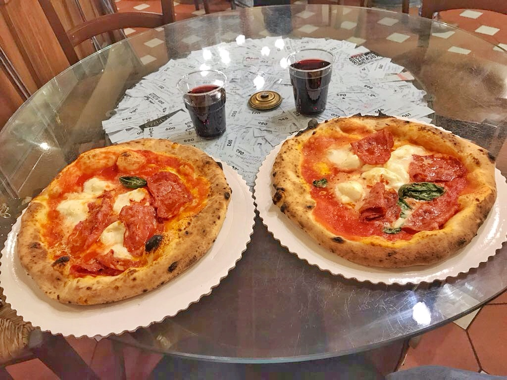 Gusta Pizza Florence - Enjoy the Adventure