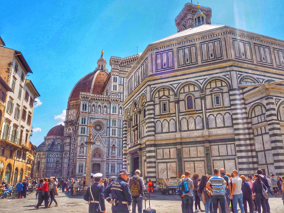 Duomo Florence - Enjoy the Adventure
