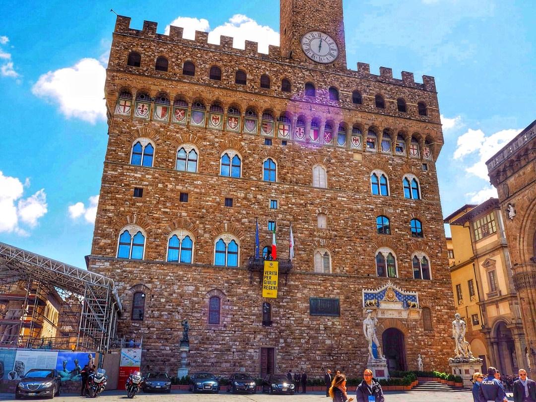 Piazza Della Signoria - Enjoy the Adventure