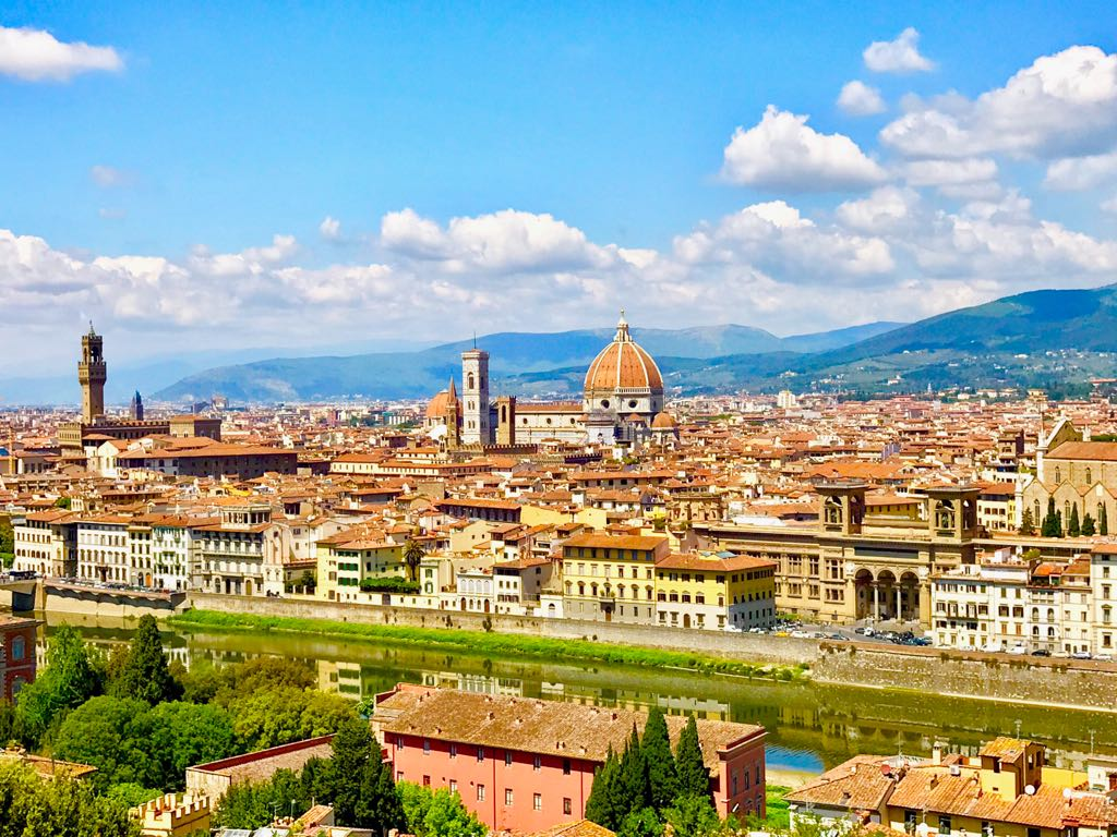 Piazzale Michelangelo - Enjoy the Adventure
