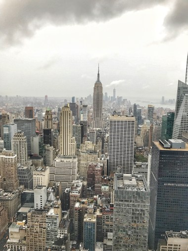 Top of the Rock - NYC guide - Enjoy the Adventure travel blog