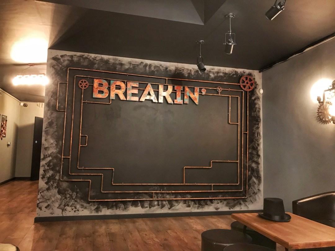 Escape Room Holloway
