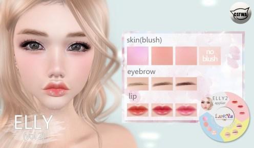 [Luv:Ya] ELLY2 skin applier (for Catwa)