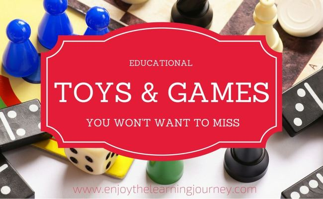 Educational Toys And Games You Won T Want To Miss
