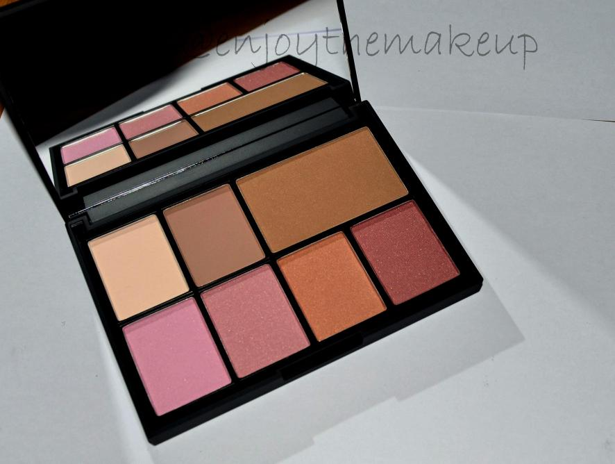 ¿Vale lo que cuesta? One Shocking moment cheek studio palette