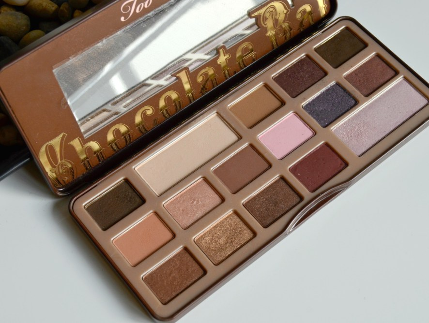 Sacando partido a... Chocolate Bar de Too Faced