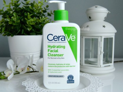 Hydrating Facial Cleanser de Cerave