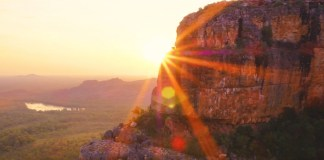 Done Footage of Kakadu National Park