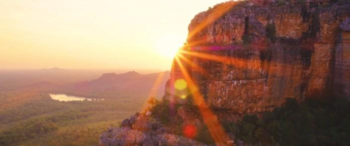 Done Footage of Kakadu National Park