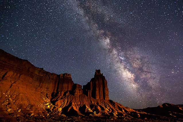 what's the best park for stargazing