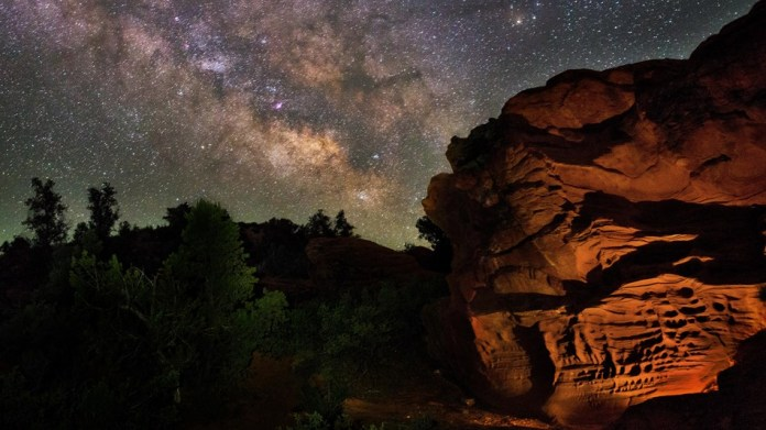 Best National parks for star viewing