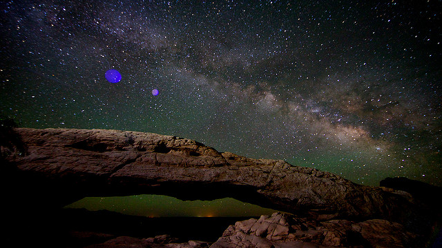Best places to look at stars