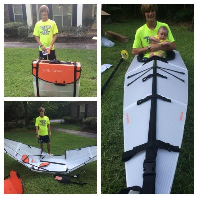 Oru Kayak Foldable