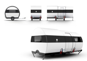 Beauer 3x Exapandable teardrop camper