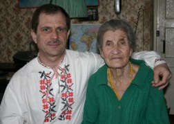 Мама Дома: мама и сын, Мария и Александр Кузьмины.