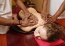 Абхьянга (масляный массаж всего тела)