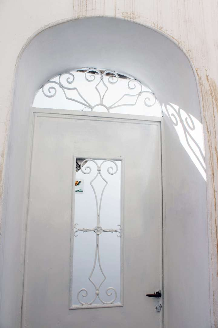 Love Affair with Positano - Greek Inspired Doorway