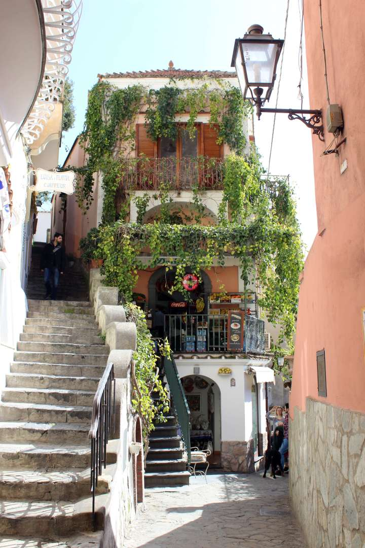 Love Affair with Positano - Ivy