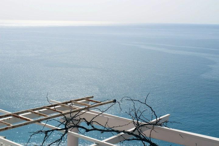 Love Affair with Positano - Balcony of Villa Gabrisa