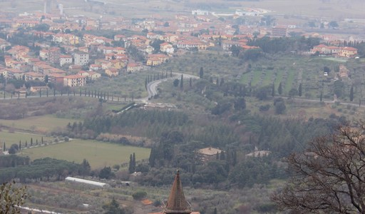 A Pilgrimage to Bramasole in Cortona Italy